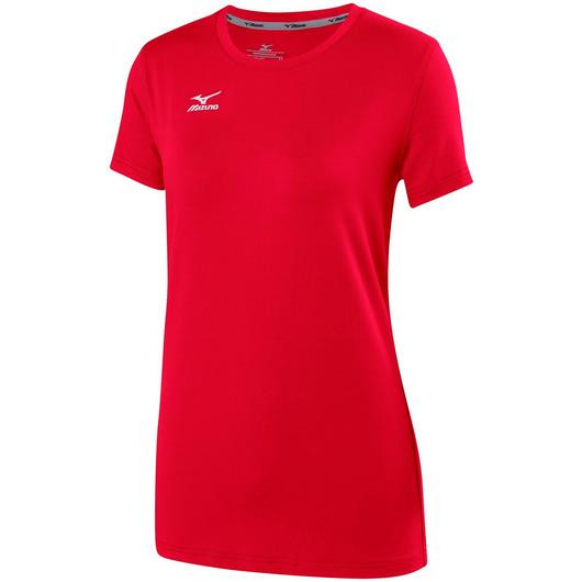 Mizuno Youth Attack Tee 2.0 - Red