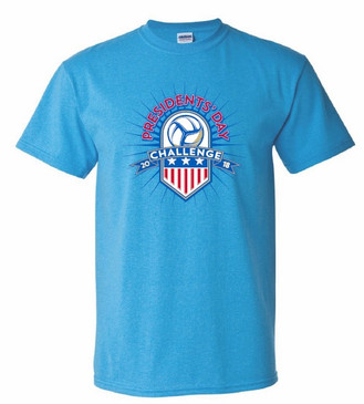 2018 Presidents' Day T-Shirt- Front