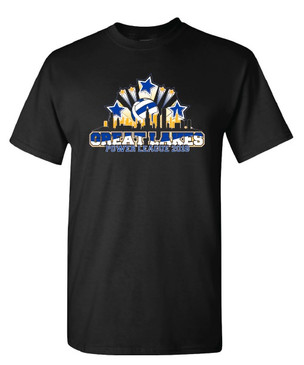 2018 Great Lakes Power League T-Shirt- Front
