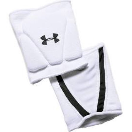 UA Strive 2.0 Kneepad- White