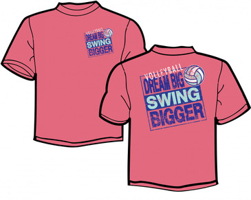 Dream Big Swing Bigger T-Shirt