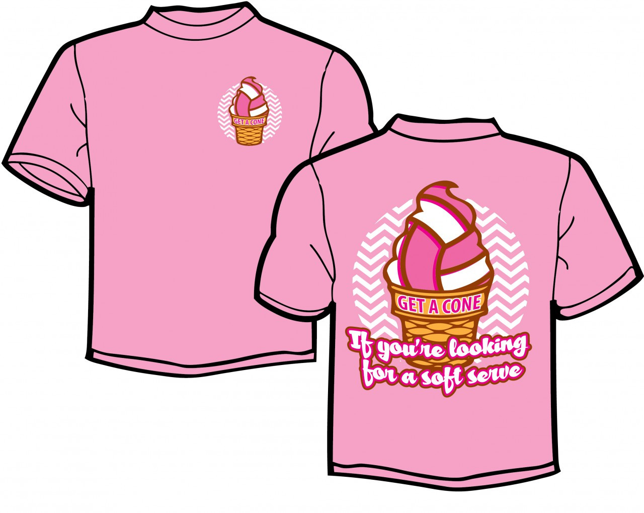 Get A Cone SS T-Shirt