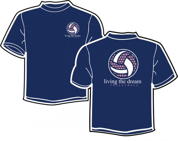 Living the Dream SS T-Shirt