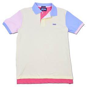 Men's Exclusive Boat Tie Polo Shirt - Beach Bash