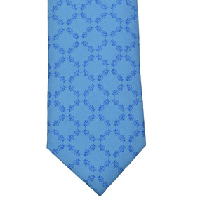 Southern Tide Skipjack Classic Print Tie - Blue