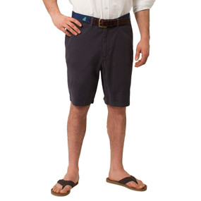 Castaway Clothing Solid Cisco Shorts - Nantucket Navy
