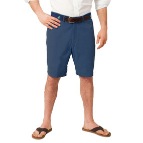Castaway Clothing Solid Dionis Shorts - Slate Blue