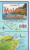 Molokai Travel Map