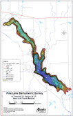 Reesor Lake Map