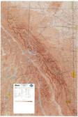 Alberta Base Map SW 1997