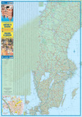 Finland Sweden Travel Map