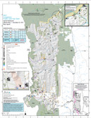 """Alberta Livingstone PLUZ 2021 map by Alberta government 26"""" x 34"""", charge for printing only"""