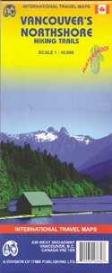 Vancouver Island Travel Map