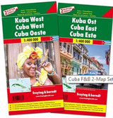 Freytag & Berndt road maps are available for many countries and regions worldwide. As well as the clear design, the road maps have additional information such as, for example, Roads, sights, camping sites and various townships.
