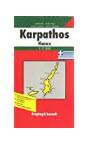 Karpathos Kasos Travel Map