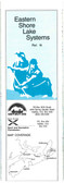 Eastern Shore Lake Systems Nova Scotia Canoe Map