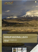 Lauca National Park Chile Trekking Map
