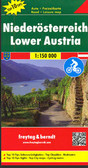 Lower Austria Travel Map