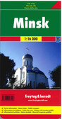 Minsk Travel Map