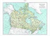 Canada Explorers Map