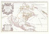 America Map 1695