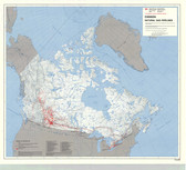 Canada Natural Gas Pipelines 1984