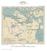 Eskimo Trade Routes Canada 1914