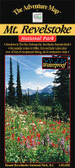Mount Revelstoke Hiking Map