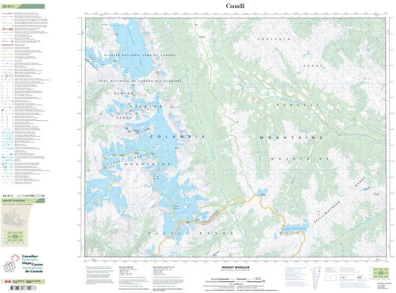 Topographic Map Asia.Topographic Maps British Columbia Bc Topo Maps Gotrekkers Com