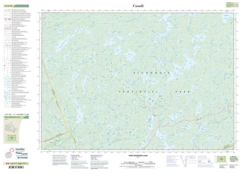 Ontario Topographic Map.Topographic Maps Ontario On Topo Maps Gotrekkers Com