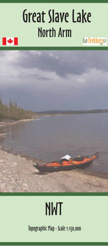 Great slave lake north arm cover