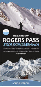 Rogers pass map cover
