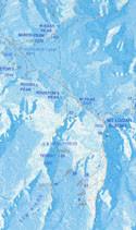 Mount Logan Ski Routes 100k