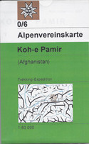 koh e pamir in afghanistan map