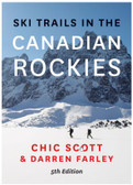ski trails in the canadian rockies book 5th ed