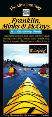 franklin mink mccoy island kayaking map