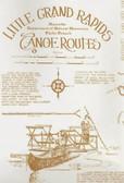 Little Grand Rapids Historical Canoe Map