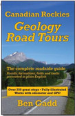 Canadian Rockies geology Road Tours Book