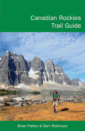 Canadian Rockies Trail Guide Book