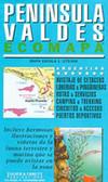 Peninsula Valdes Map