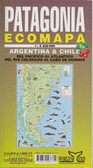 Patagonia Ecomapa Trekking Map