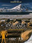 San Pedro de Atacama Chile Trekking Map