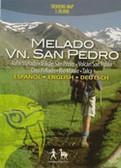 Melado Volcan San Pedro Chile Trekking Map