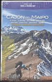 Cajon del Maipo Chile Trekking Map