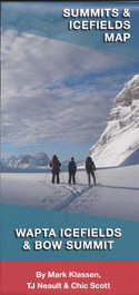 wapta icefields and bow summit
