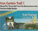 Iron Curtain Bicycle Trail 1 Cycline Mapbook