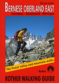 Bernese Oberland East Hiking book