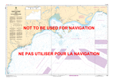 Pointe de Moisie à/to Île du Grand Caoui Canadian Hydrographic Nautical Charts Marine Charts (CHS) Maps 1221