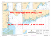 Mouillages et Installations Portuaires/Anchorages and Harbour Installations - Haute Côte-Nord Canadian Hydrographic Nautical Charts Marine Charts (CHS) Maps 1226