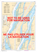 Port de Montréal Canadian Hydrographic Nautical Charts Marine Charts (CHS) Maps 1310